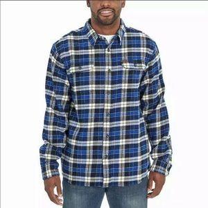 Orvis Heavyweight Flannel Shirt
